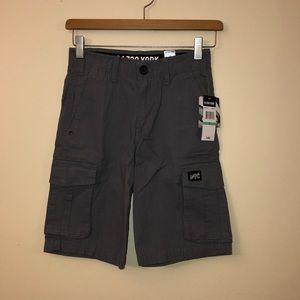 Boy's Grey Shorts